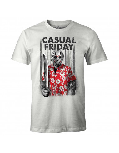 T-shirt Vendredi 13 - Casual Friday