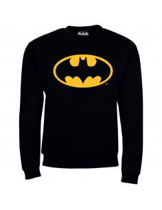 DC Comics Batman Sweatshirt - Logo Batman