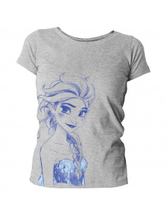 Disney Frozen Women's T-shirt - Winter Queen