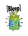 Rick & Morty T-shirt - I'm a Bleep Pickle