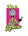 Rick and Morty T-shirt - Space legend