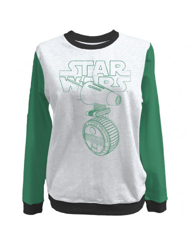 Star Wars Woman's Sweatshirt - Fashion Do