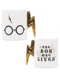 3D Mug Harry Potter - Harry Potter (Lightning Bolt)