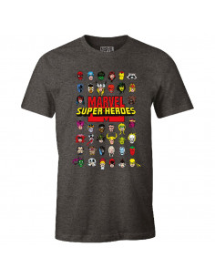 Marvel T-shirt - Marvel Super-Heroes