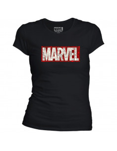 Marvel Woman's T-shirt - Marvel Magazine