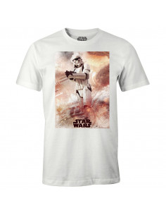 T-shirt Star Wars - Stomtrooper