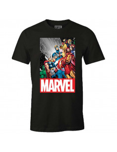 Marvel T-shirt - Group Marvel