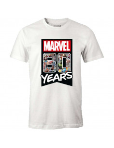 T-shirt Marvel - Marvel 80 Years