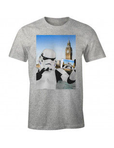 T-shirt Original Stormtrooper - Trooper Selfie London