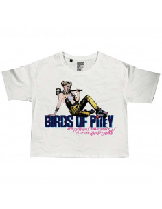 T-shirt Femme Birds of Prey DC Comics - Birds of Prey HQ