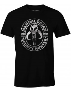 T-shirt Star Wars The Mandalorian - Mandalorian Symbol