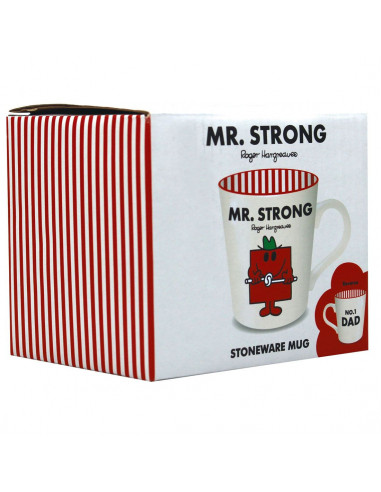 Mug Monsieur Madame - Mr. Strong