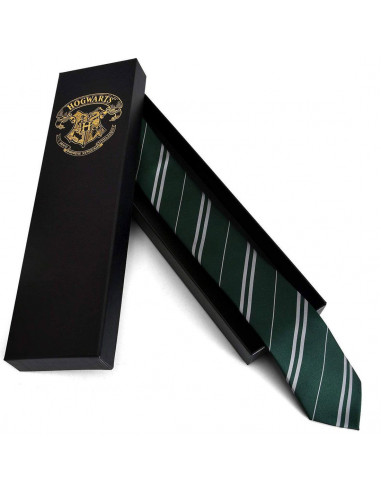 Harry Potter Tie - Slytherin