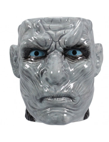 [6 PACK] Game Of Thrones Shaped Mug - Night King