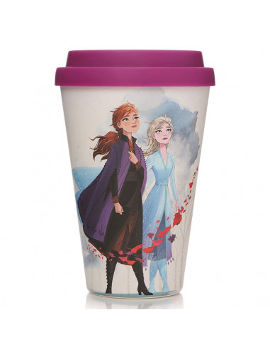 Frozen 2 Disney Travel Mug - Spirits Of Nature