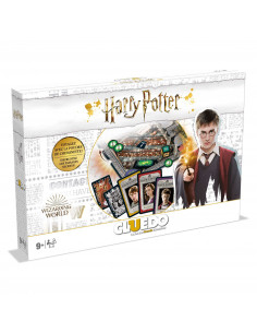 Cluedo - Harry Potter - Board game - French version