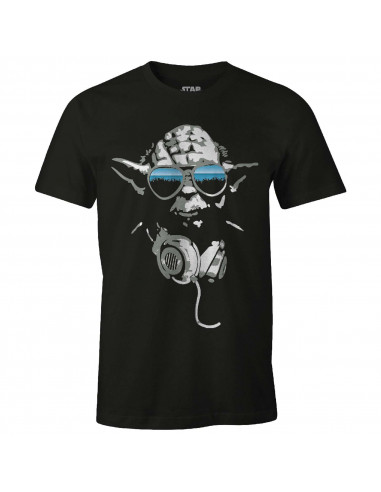 Star Wars T-shirt - DJ Yoda