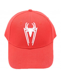 Marvel Spider-Man Cap - Spider-Man Badge