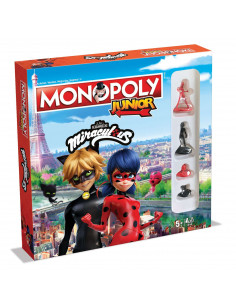 Monopoly Junior - Miraculous - French Version