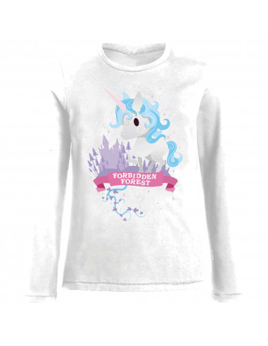 Harry Potter Girl's T-shirt - Luna's World