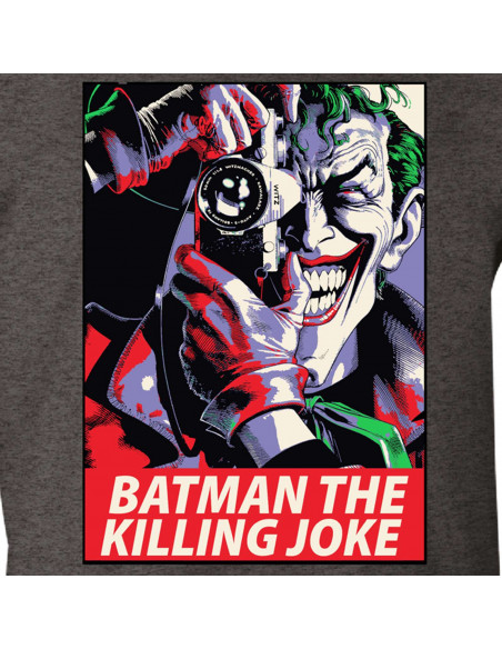 DC Comics The Joker T-shirt - Smile To The Camera