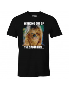 Star Wars T-shirt - Walking Out Of The Salon Like