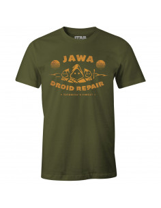 T-shirt Star Wars - Jawa Droid Repair