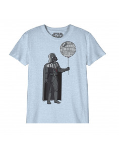 Star Wars Kid's T-shirt - Death Star Balloon
