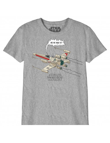 Star Wars Kid's T-shirt - Are We There Yet