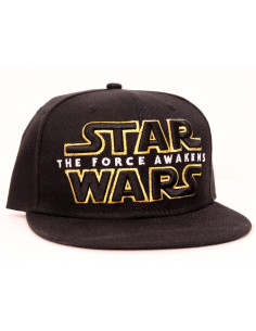 Casquette Star Wars VII - Force Awakens Logo