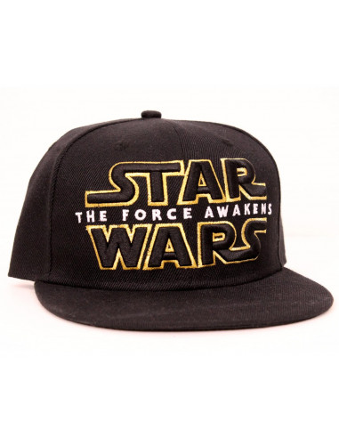 Casquette snapback Star Wars VII - Force Awakens Logo - Legend Icon