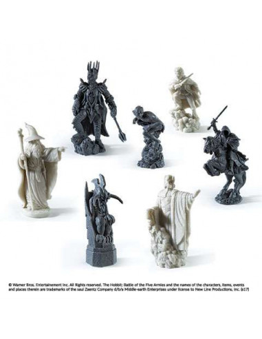 The Lord of the Rings Chessboard - Battle of Middle-earth