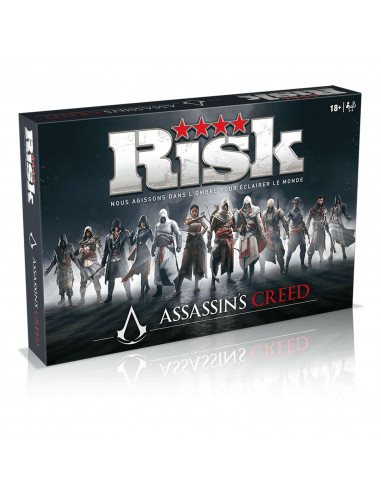 Risk Assassin's Creed - Board game - French version