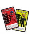 Top Trumps Miraculous Battle Game - Board game - French version