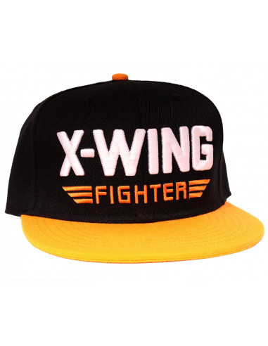 Casquette snapback Star Wars VII - X-Wing Fighter - Legend Icon