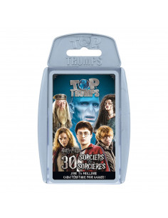 Top Trumps Harry Potter Battle Game - Board Game - French Version