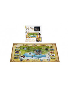 Puzzle Harry Potter - 543 pcs - Poudlard