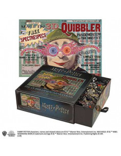 Puzzle Harry Potter - Couverture du Magazine le Chicaneur