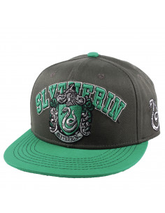 Casquette Harry Potter - Slytherin College School