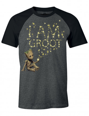 Guardians of the Galaxy Marvel T-shirt - I Am Groot