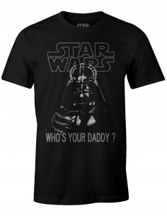 Star Wars T-shirt - Who's your daddy