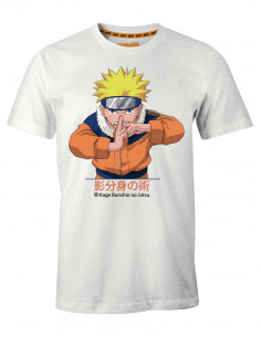 T-shirt Naruto - Multiclonage