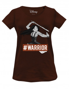 T-shirt Mulan Disney - Warrior