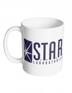 Mug The Flash DC Comics - S.T.A.R. Laboratories