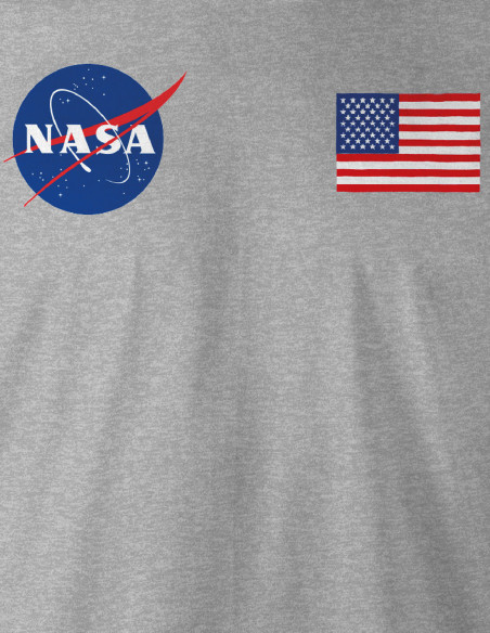 T-shirt NASA - Nasa USA