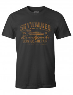 Star Wars T-shirt - Skywalker Landspeeder Repair