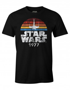 T-shirt Star Wars - 1977