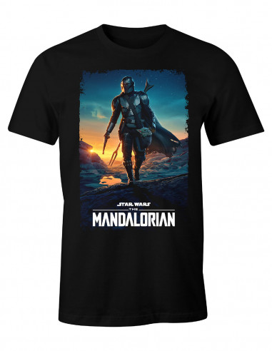 Star Wars The Mandalorian T-shirt -...