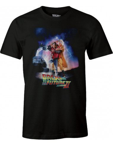 Back to the Future T-shirt - BTTF 2...