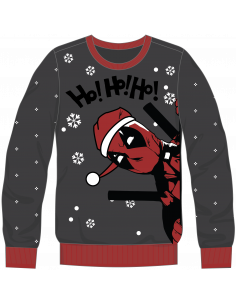 Marvel Deadpool Sweater -...